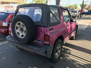 1993 Geo Tracker    1993 Chevy Tracker