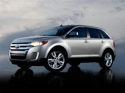 ford edge price  reviews features