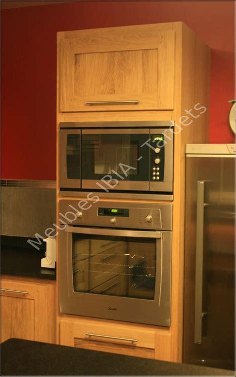 colonne four cuisine cuisine meubles ibia tardets