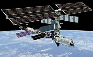 The International Space Station will appear as a bright ...