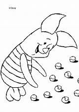 Coloring Pages Marbles Marble Piglet Pooh Winnie Playing Pot Honey Printable Template Hellokids Plays Getcolorings Disney sketch template