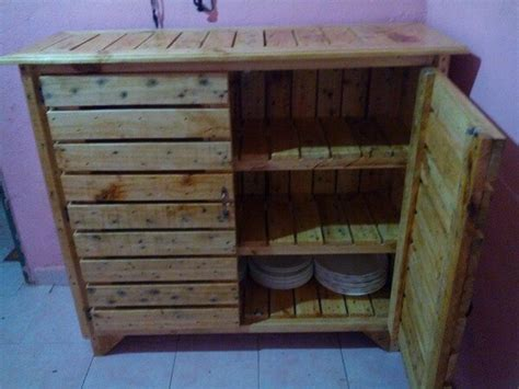 Kitchen Cabinet Doors From Pallets by Pallet Kitchen Cabinet Doors Unique Ideas Pallets Designs