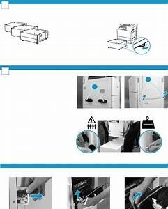 Hp Laserjet E77800 Installation Guide