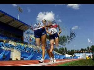 Russian Lashmanov won gold medal in Women's 20km Race Walk ...