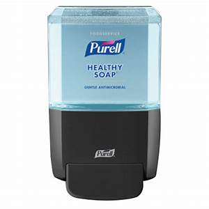 Purell Dispenser Refill Instructions