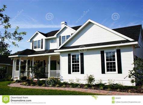 cozy country home stock photo image  tiled home roof