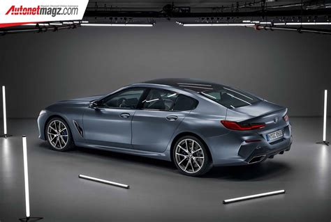 Gambar Mobil Bmw 8 Series Coupe by Bmw 8 Series Gran Coupe Belakang Autonetmagz Review