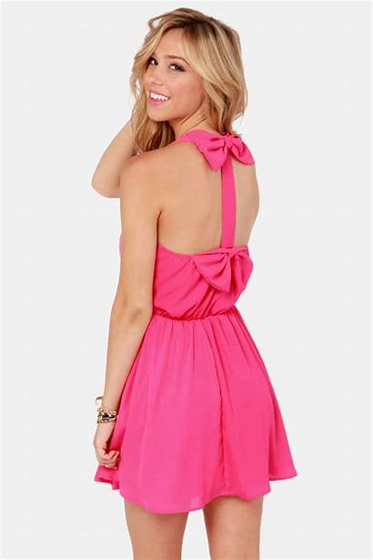Pink Nice Twice Flirty Lulus Backless Remove