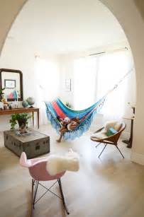 it s swing time with indoor hammocks inspiring