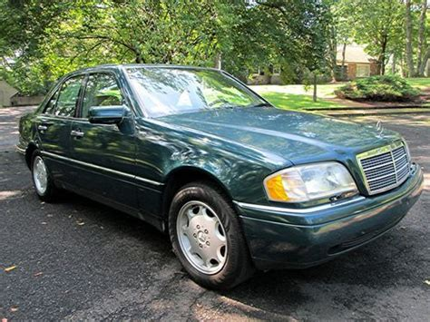 1995 mercedes benz c220 d. Purchase used No Reserve 1995 Mercedes-Benz C220 Base ...