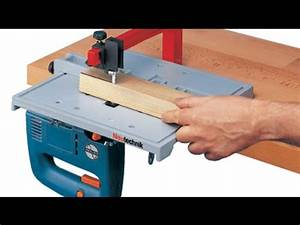 """Jigsaw Table """"Faults and Fixes"""" - Straight cut - www"""
