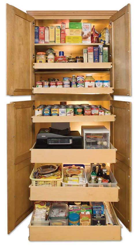 Ikea Pull Out Pantry and Slide Out Pantry, Which one Do