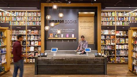amazon opening nyc physical bookstore news opinion