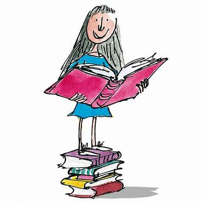 Roald Dahl Children Matilda Bookworm Quentin Blake