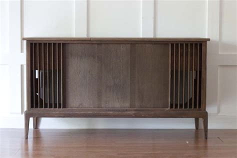 Stereo Cabinet Vintage by Vintage Stereo Cabinet Makeover With Bluetooth And Bar