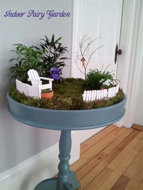 top  awesome ideas  display  indoor mini garden