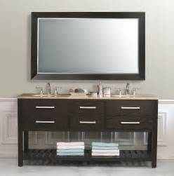 Double Sink Bathroom Vanity