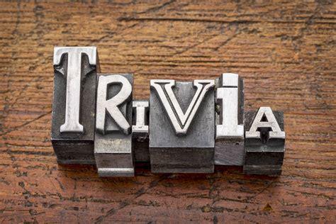 trivia night milltown bar grill