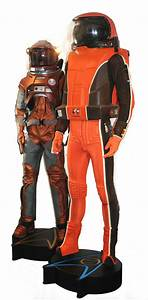 Science Fiction Space Suits (page 2) - Pics about space