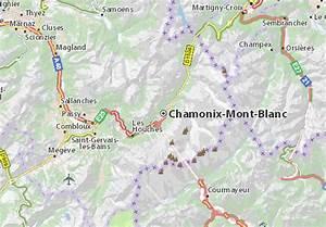 Michelin Karten Frankreich : karte stadtplan chamonix mont blanc viamichelin ~ Jslefanu.com Haus und Dekorationen