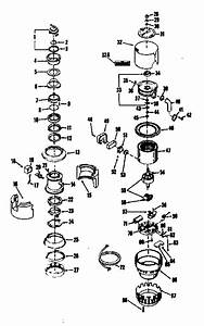 Kenmore 17565263 Garbage Disposal Parts