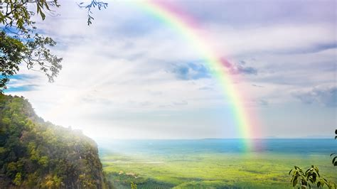 Rainbow Blessings Guideposts