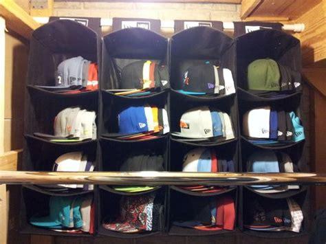 como organizar gorras  decoracion de interiores