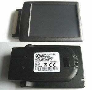 Bluetooth Adapter Vw Touareg 2006 : original vw bluetooth adapter pairing touch adapter 3c0 ~ Jslefanu.com Haus und Dekorationen
