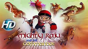 Mighty Raju - and The Commandos - YouTube