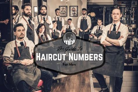 What Do The Numbers Mean When I Get A Haircut?