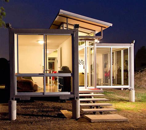 Shipping Container Homes by Shipping Containers As Home A Low Cost Recycling Housing