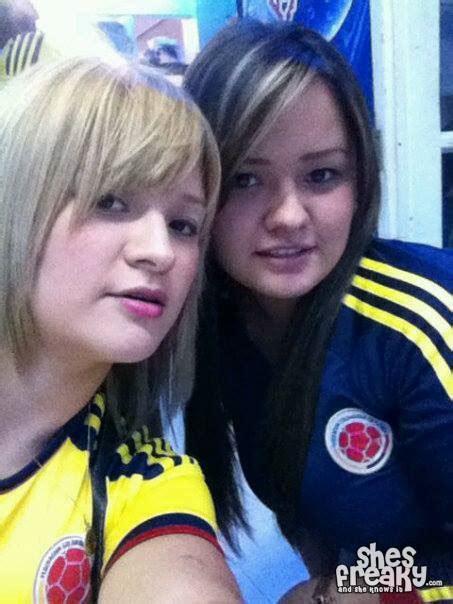 Colombian Busty Shesfreaky