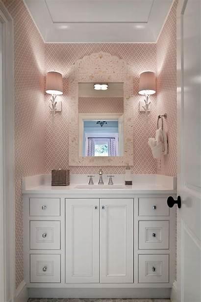 Powder Bathroom Pop Kitchen Colors Double