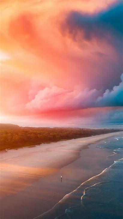 Australia Mood Sunset Roadtrip