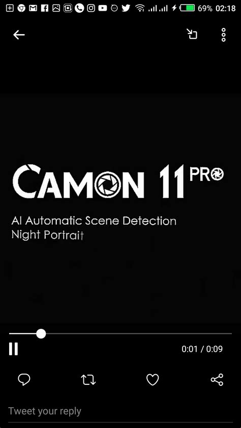 TECNO Camon 11 Pro Unboxing, Specifications & First