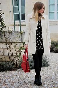 Tenue A La Mode : ma tenue de st valentin blog mode la penderie de chloe ~ Melissatoandfro.com Idées de Décoration