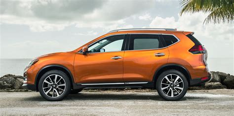 Nissan X Trail Photo by 2017 Nissan X Trail Facelift Revealed For America