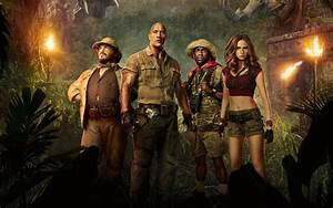 Jumanji Welcome to the Jungle 2017 Movie Wallpapers | HD ...