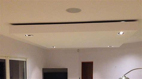 deco chambre avec poutre apparente brico création d un faux plafond avec ruban led et spots
