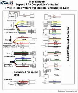 Jual Bldc Controller 1000 Watt 48 Volt