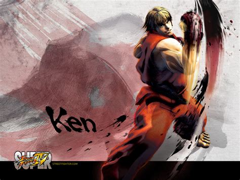 Super Street Fighter 4 Wallpapers, Desktop Wallpapers