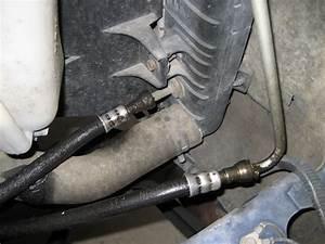 Silverado Oil Cooler Line Replacement