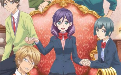 Anime Kiss Him Not Me Season 2 Top 10 Best Fall Anime 2016