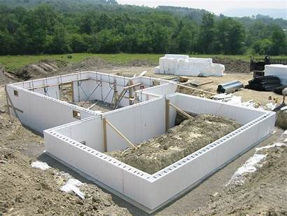 Foundation Building Foundations Steps Strong Types Stocks