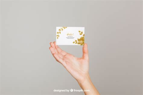 Mockup Concept Of Hand Holding Business Card Psd File Vector Business Card Eps File Holder David Jones Coach Cdr Nightclub Abstract Visiting Design Urdu Free Mockup Psds