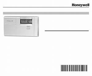 Honeywell Thermostat Ct3300 User Guide