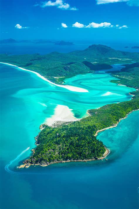 The Whitsundays By Air Gary Pepper Australia Travel