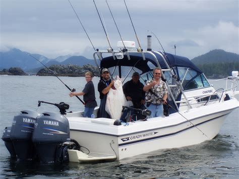 Aluminum Fishing Boat Vancouver by Cbell River Gold River Guided Charter Fishing Boats
