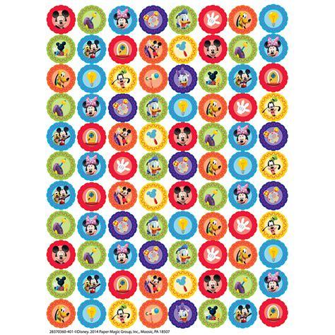 canape mickey stickers mickey