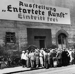 Ex Machina Bedeutung : entartete kunst die diffamierungs ausstellung der nazis bilder fotos welt ~ Orissabook.com Haus und Dekorationen